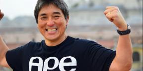 Интервью с Гаем Кавасаки о предпринимательстве и стартапах