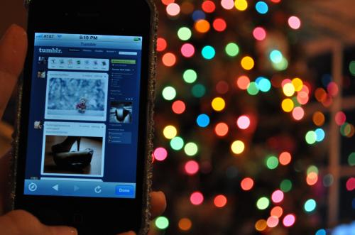 Рекордное Рождество для iOS и Android