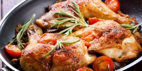 Запеченная курица: три варианта для новогоднего стола