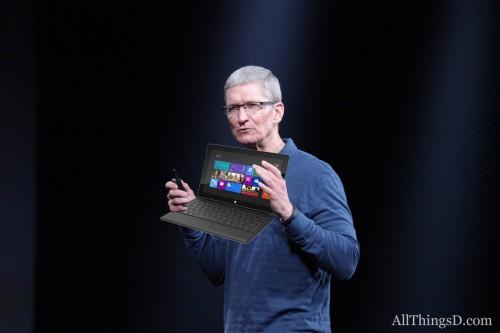 4 причины не покупать Microsoft Surface