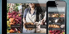 Evernote Food 2.0 — новая попытка собрать еду в облако