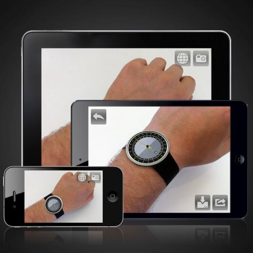 Виртуальная часовая примерочная от Botta-Design ( спецпредложение)