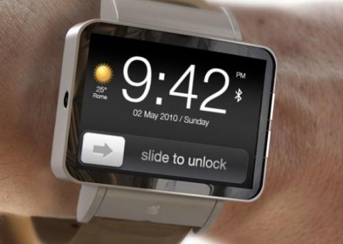 Apple выпустит фирменные часы?