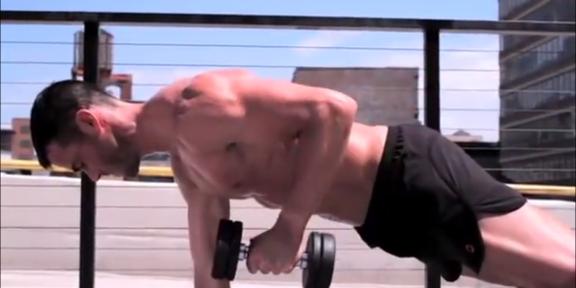 30-минутная кардио и силовая тренировка для всего тела