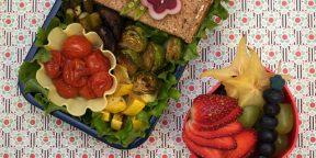 Домашние обеды на вынос: 5 правил составления бэнто