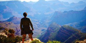 ИНФОГРАФИКА: Лучшие места для путешествия одному