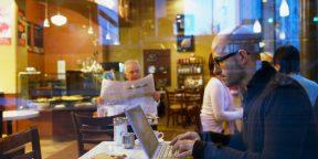 Почему вам стоит работать из кафе, даже, если у вас есть офис