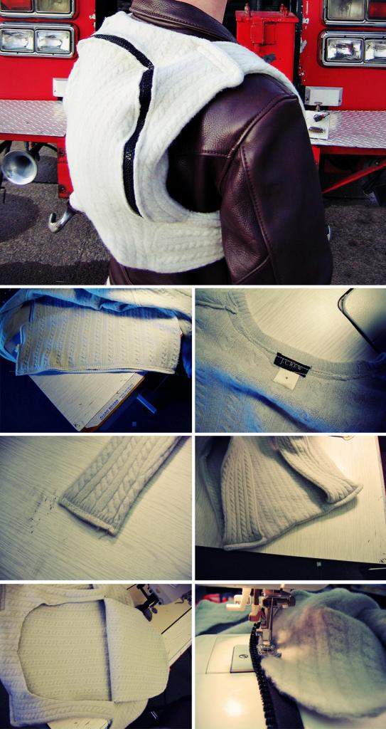 ТОП-10 полезных штук из отслужившего свитера