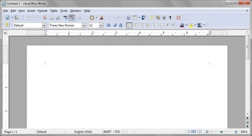 LibreOffice-Text