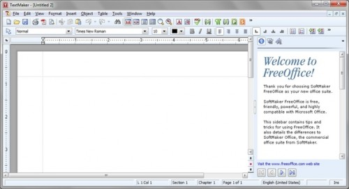 SoftMaker-FreeOffice-TextMaker