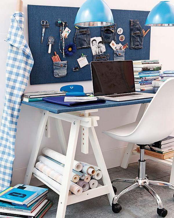 30 креативных идей по переделке старой джинсовой одежды