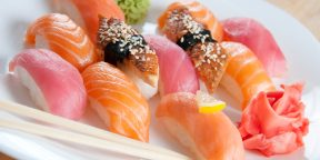 Факты, которые мы не знаем о суши