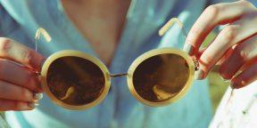 Как и чем протирать очки