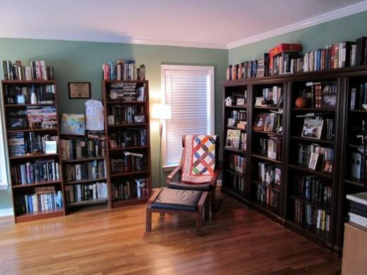 Как создать виртуальный каталог домашней библиотеки в everno.