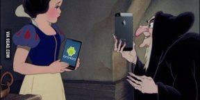 Впечатления страстного любителя Android после недели хождения с iPhone 4s