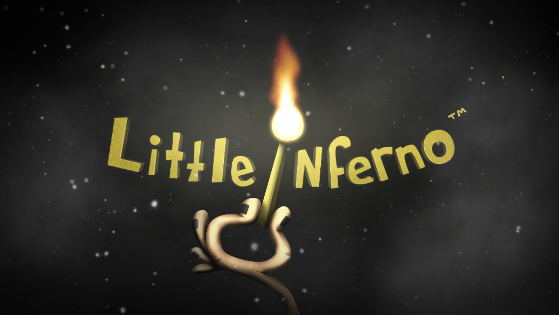 Little Inferno — игра мечты для пироманов