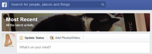 Как включить отображение всех новостей в ленте Facebook