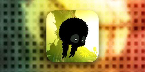 Badland для iOS: лети, животное, лети!