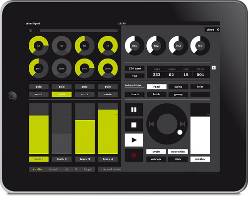 midipad-ipad-music-app
