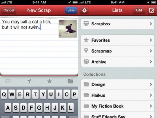 scraps-is-an-app-that-helps-you-to-organize-your-thoughts-when-you-have-a-random-idea-or-insight-launch-the-app-jot-it-down-and-come-back-to-it-later