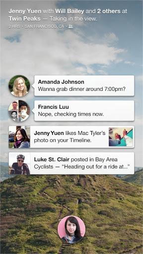 Что такое Facebook Home