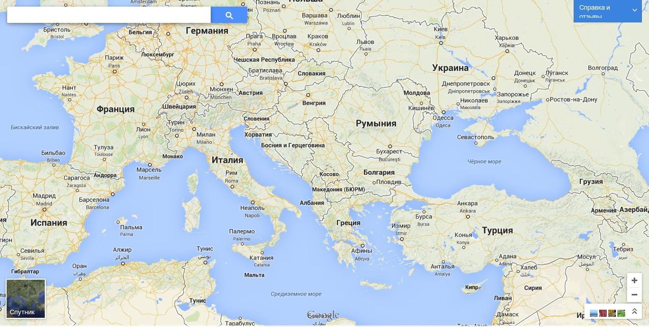 Гугл карты google карты