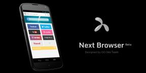 Next Browser - новый перспективный браузер для Android