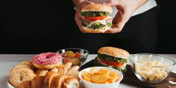 Читмил: как есть сладости и фастфуд и оставаться в форме