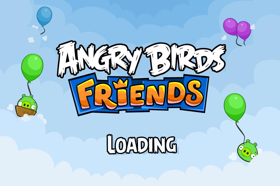 Angry Birds Friends. Соревнования на меткость с друзьями