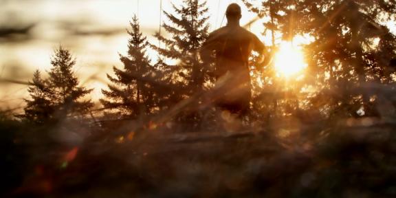 ВИДЕО: Почему стоит попробовать trail running