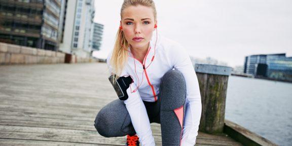 Как лучше носить телефон во время бега