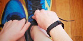 ОБЗОР: Fitbit Flex