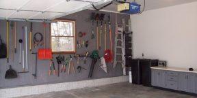 10 простых советов, которые помогут навести порядок в вашем гараже или мастерской
