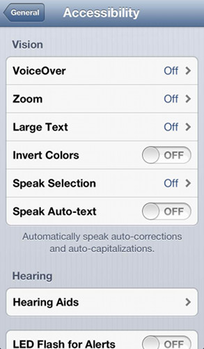 iphoneaccessibility