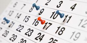 Как перенести дни рождения друзей из Facebook в календарь Google