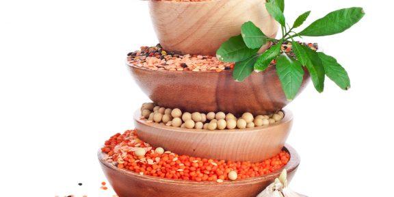 Растительные источники белка для бегунов