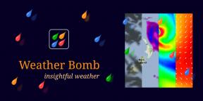 WeatherBomb - серьезный погодный информер для Android