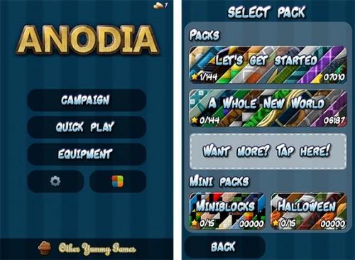 Anodia: новая жизнь старого арканоида