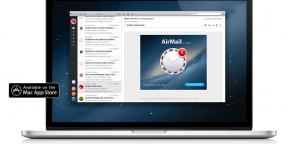Airmail - новый почтовый клиент для OS X