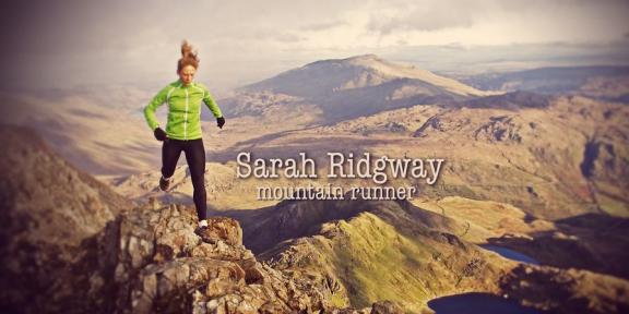ВИДЕО: Сара Риджвей — горная бегунья