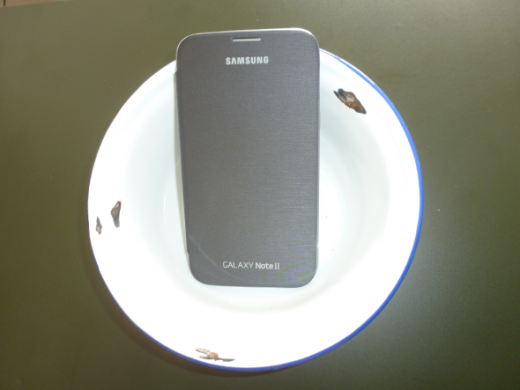 Smartphone-in-Metal-Bowl-Speaker