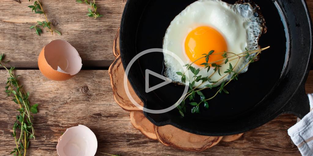 5 яичных рецептов от Джейми Оливера