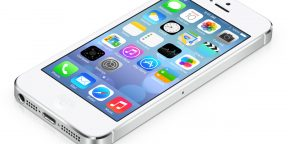 ИНФОГРАФИКА: Что нового в iOS7