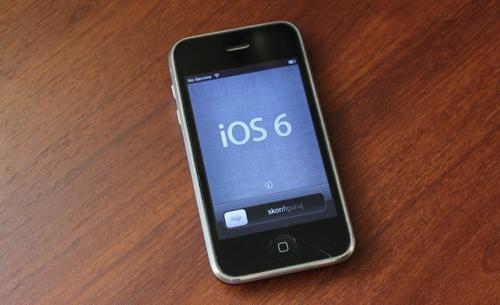 IOS 6 установлена на 93% iPhone
