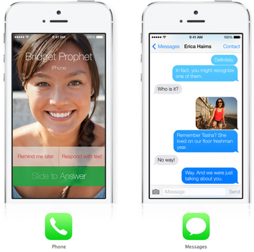 ios7callandtext