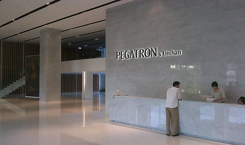 Apple может сменить Foxconn на Pegatron