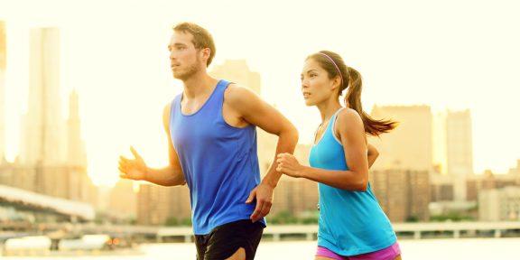 ИНФОГРАФИКА: Как пробежать ваши первые 5 километров