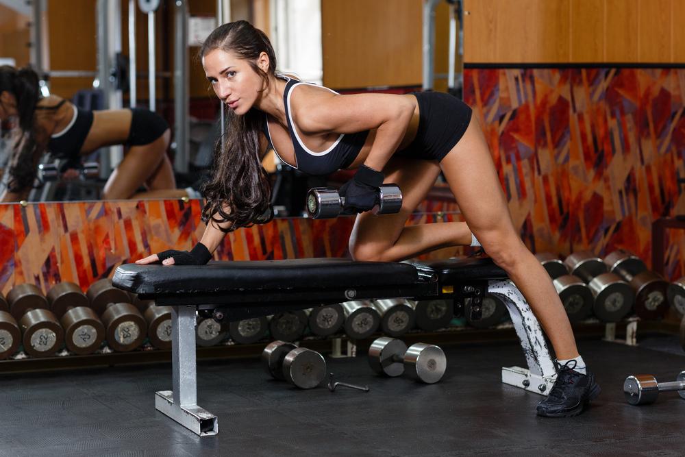 Силовые тренировки для женшин и ылияние и секс
