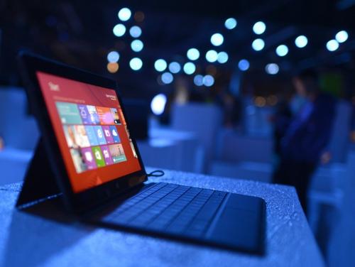 Реклама Windows 8 идёт на пользу репутации iPad