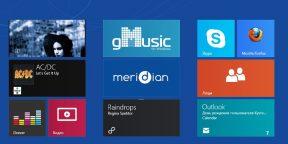 Несколько музыкальных metro-проигрывателей для Windows 8